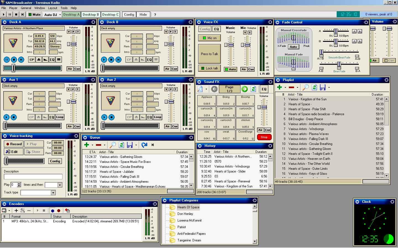 sam broadcaster download free