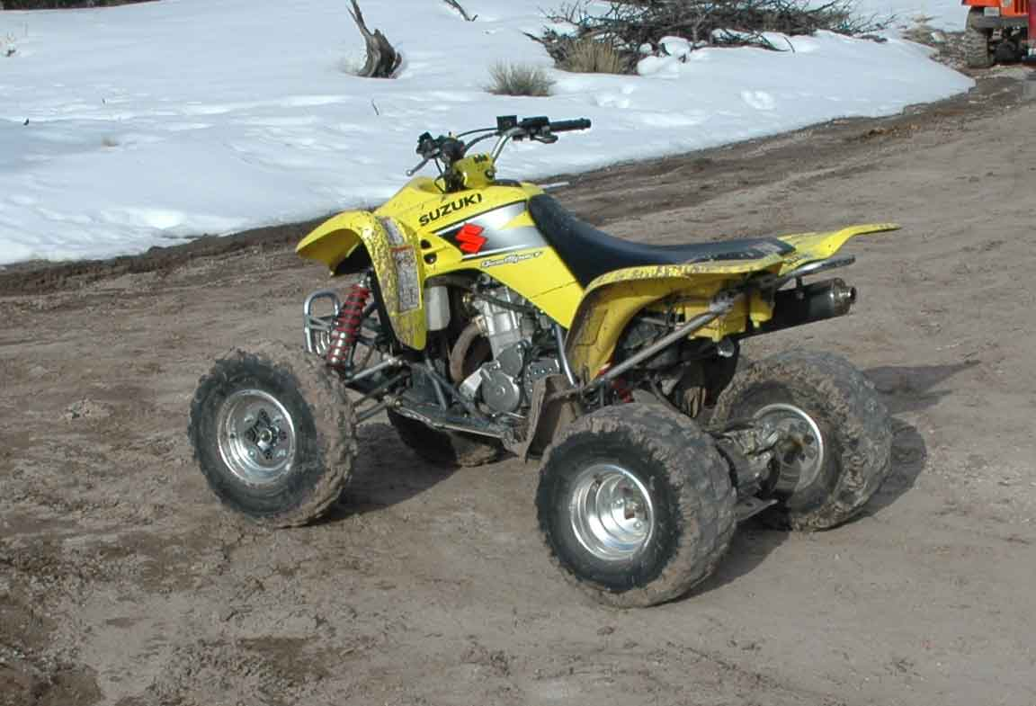 suzuki quadsport z400 terminus. Black Bedroom Furniture Sets. Home Design Ideas