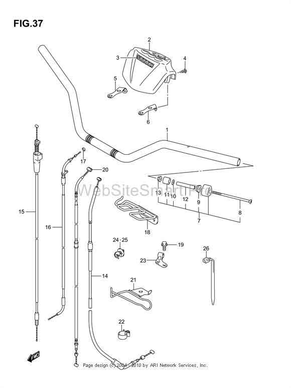 suzuki quadsport z400 handlebars suzuki quadsport z400 terminus 2009 suzuki ltz 400 wiring diagrams at honlapkeszites.co